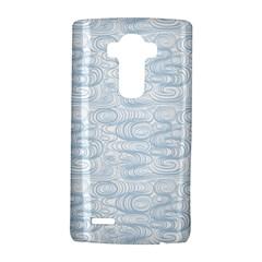 Wind Waves Grey LG G4 Hardshell Case