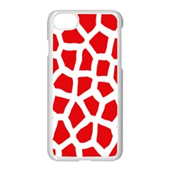 Animal Animalistic Pattern Apple Iphone 7 Seamless Case (white)