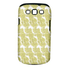 Waves Flower Samsung Galaxy S III Classic Hardshell Case (PC+Silicone)