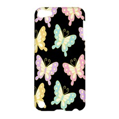 Butterfly Fly Gold Pink Blue Purple Black Apple iPod Touch 5 Hardshell Case