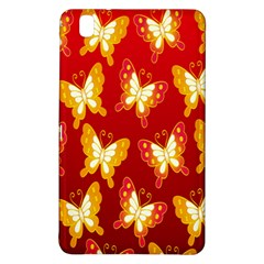 Butterfly Gold Red Yellow Animals Fly Samsung Galaxy Tab Pro 8.4 Hardshell Case
