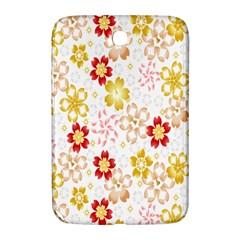 Flower Arrangements Season Rose Gold Samsung Galaxy Note 8.0 N5100 Hardshell Case