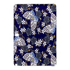 Butterfly Iron Chains Blue Purple Animals White Fly Floral Flower Samsung Galaxy Tab Pro 10 1 Hardshell Case