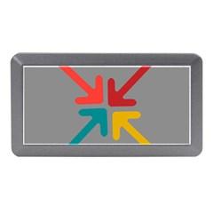 Arrows Center Inside Middle Memory Card Reader (mini)