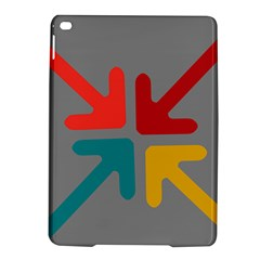 Arrows Center Inside Middle Ipad Air 2 Hardshell Cases
