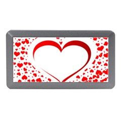 Love Red Hearth Memory Card Reader (mini)