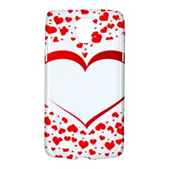 Love Red Hearth Galaxy S4 Active