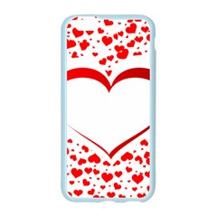 Love Red Hearth Apple Seamless iPhone 6/6S Case (Color)