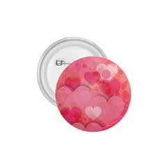 Hearts Pink Background 1 75  Buttons