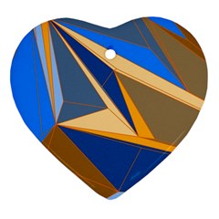 Abstract Background Pattern Ornament (Heart)