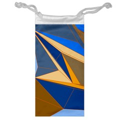 Abstract Background Pattern Jewelry Bag
