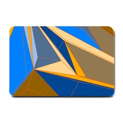 Abstract Background Pattern Small Doormat