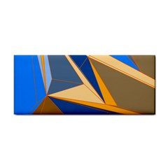 Abstract Background Pattern Cosmetic Storage Cases