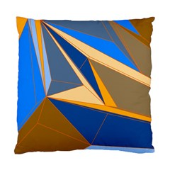 Abstract Background Pattern Standard Cushion Case (one Side)