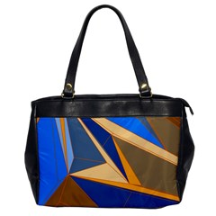 Abstract Background Pattern Office Handbags