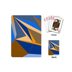 Abstract Background Pattern Playing Cards (mini)