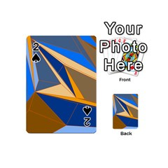 Abstract Background Pattern Playing Cards 54 (mini)