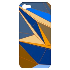 Abstract Background Pattern Apple Iphone 5 Hardshell Case
