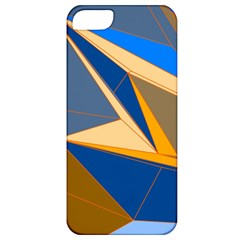 Abstract Background Pattern Apple Iphone 5 Classic Hardshell Case