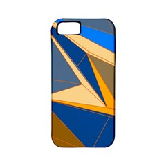 Abstract Background Pattern Apple iPhone 5 Classic Hardshell Case (PC+Silicone)