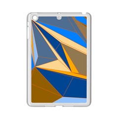 Abstract Background Pattern Ipad Mini 2 Enamel Coated Cases
