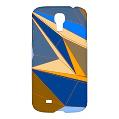 Abstract Background Pattern Samsung Galaxy S4 I9500/I9505 Hardshell Case