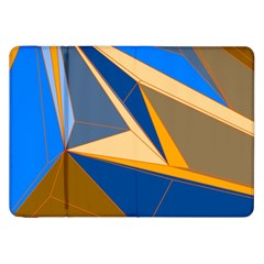 Abstract Background Pattern Samsung Galaxy Tab 8 9  P7300 Flip Case