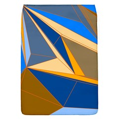 Abstract Background Pattern Flap Covers (s)