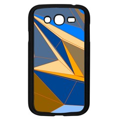 Abstract Background Pattern Samsung Galaxy Grand Duos I9082 Case (black)