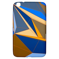 Abstract Background Pattern Samsung Galaxy Tab 3 (8 ) T3100 Hardshell Case