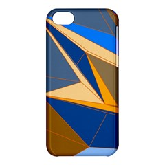 Abstract Background Pattern Apple Iphone 5c Hardshell Case