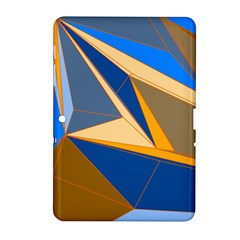 Abstract Background Pattern Samsung Galaxy Tab 2 (10 1 ) P5100 Hardshell Case