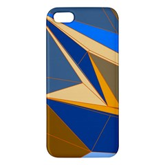 Abstract Background Pattern Iphone 5s/ Se Premium Hardshell Case