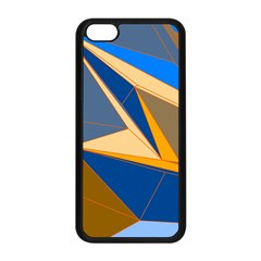 Abstract Background Pattern Apple Iphone 5c Seamless Case (black)
