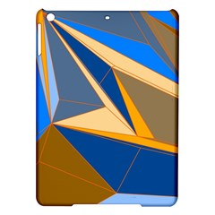 Abstract Background Pattern Ipad Air Hardshell Cases