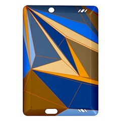 Abstract Background Pattern Amazon Kindle Fire Hd (2013) Hardshell Case