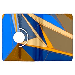 Abstract Background Pattern Kindle Fire Hdx Flip 360 Case