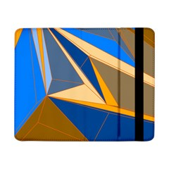 Abstract Background Pattern Samsung Galaxy Tab Pro 8 4  Flip Case