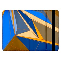 Abstract Background Pattern Samsung Galaxy Tab Pro 12.2  Flip Case