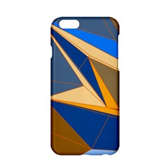 Abstract Background Pattern Apple iPhone 6/6S Hardshell Case
