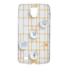 Icon Media Social Network Galaxy S4 Active