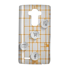 Icon Media Social Network Lg G4 Hardshell Case