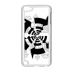 Arrows Top Below Circuit Parts Apple Ipod Touch 5 Case (white)