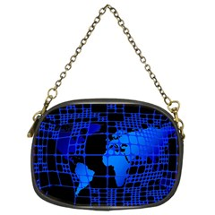 Network Networking Europe Asia Chain Purses (one Side)