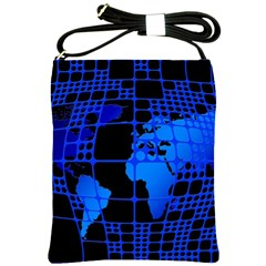Network Networking Europe Asia Shoulder Sling Bags
