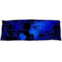 Network Networking Europe Asia Body Pillow Case Dakimakura (two Sides)