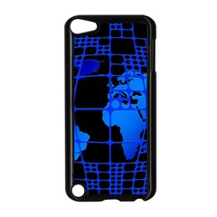 Network Networking Europe Asia Apple Ipod Touch 5 Case (black)