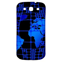 Network Networking Europe Asia Samsung Galaxy S3 S Iii Classic Hardshell Back Case