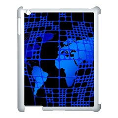 Network Networking Europe Asia Apple Ipad 3/4 Case (white)