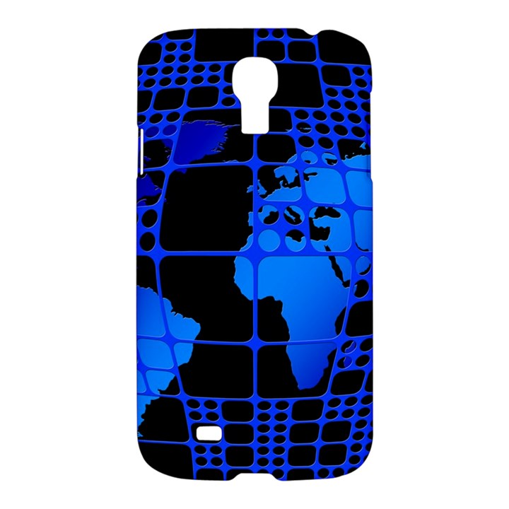 Network Networking Europe Asia Samsung Galaxy S4 I9500/I9505 Hardshell Case